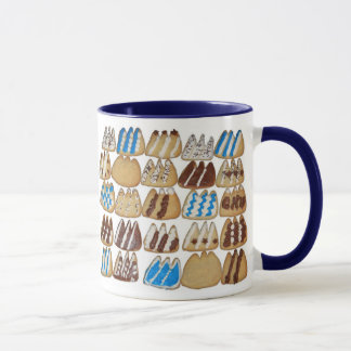 Coffee Mud with Baked Cookies Mug