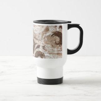 coffee mug 15oz. travel mug with beautiful styling