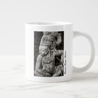 Coffee Mug - Ancient Mayan Figure - Mexico