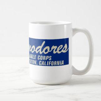 Coffee Mug-Bumper Sticker of Stockton Commodores