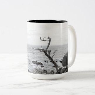 Coffee Mug - Coastal Hwy 1 California