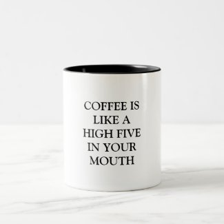 COFFEE MUG FOR COFFEE ADDICTS