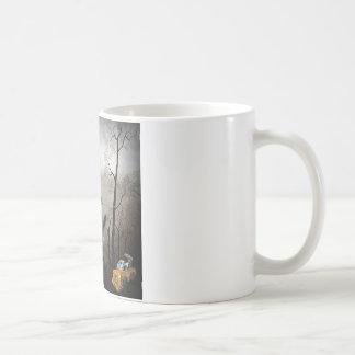 Coffee Mug for completing a Tax Return
