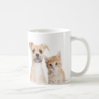 Coffee Mug For Dog and Cat Rescue Volunteers