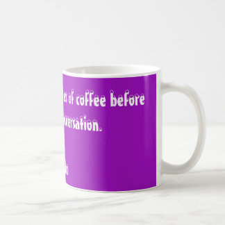 Coffee Mug for Introverts and Night Owls