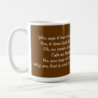 Coffee Mug for Wine