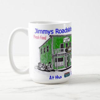 Coffee Mug from Jimmy's Roadside Cafe