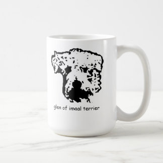 coffee mug glen of imaal terrier