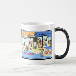 Coffee Mug Greetings from Santa Fe Mug
