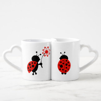 Coffee Mug Love bugs