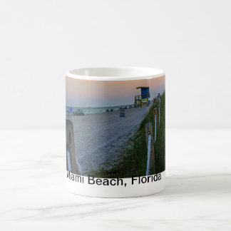Coffee Mug Miami Beach Dunes