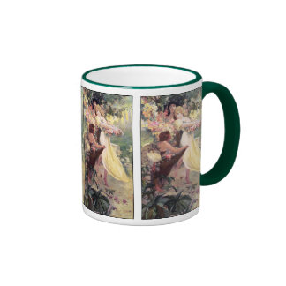Coffee Mug:  Mucha - Spirit of Spring