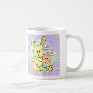 Coffee Mug Some Bunny Loves Me