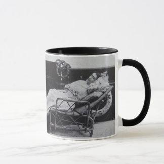 COFFEE MUG TAKE ME AWAY VICTORIAN CRUISE FAITH