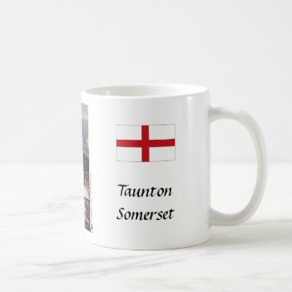 Coffee Mug, Taunton, Somerset Coffee Mug