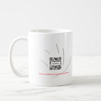 Coffee Mug Template Nail Salon