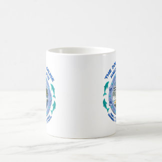 Coffee Mug - The Dolphins' Cruise