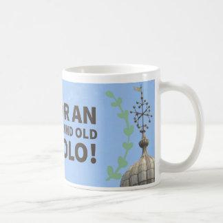 "Coffee Mug Venice San Marco ""Blind Old Dandolo"""