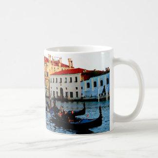 Coffee Mug with Venice Grand Canal Impressionist