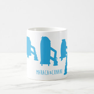 Coffee mugs, tea, hot chocolate etc. Urns Blue Coffee Mug