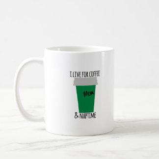 Coffee & Naptime Life Coffee Mug