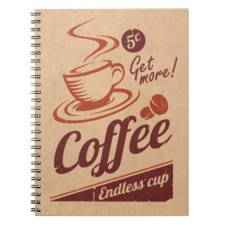 Coffee Note Books