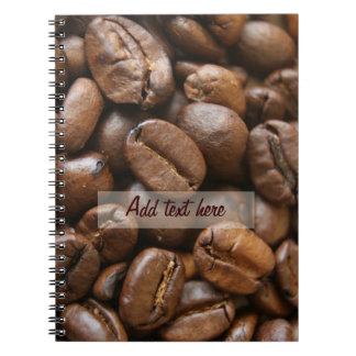 coffee notes note book