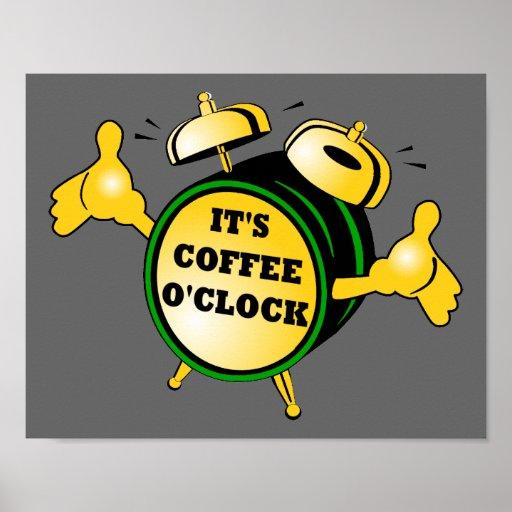 O Clock Coffee What Type