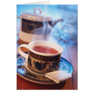 Coffee or Tea Time Card 3