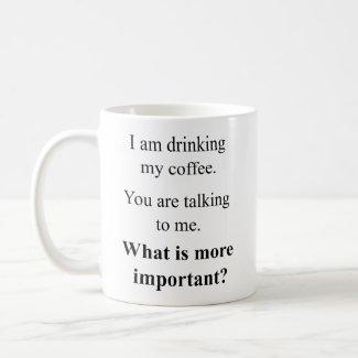 coffee or you mug