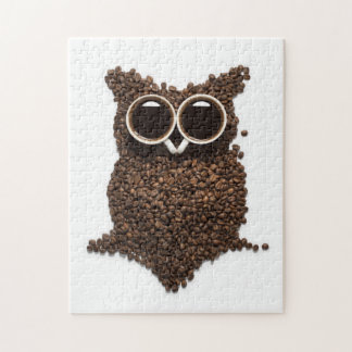 Coffee Owl Puzzle