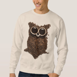 Coffee Owl Sweatshirt