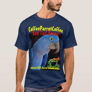 Coffee Parrot Coffee Tee