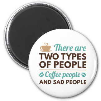 Coffee People Magnet