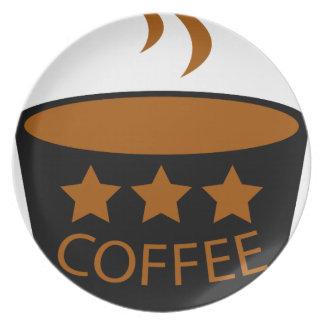 Coffee Plate