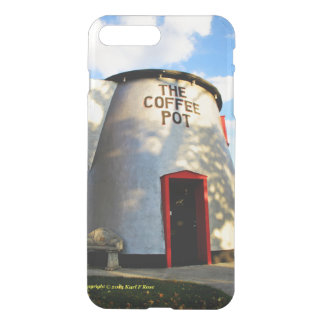 Coffee pot building iPhone7 case