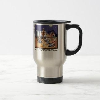 Coffee Pot Genie Mug