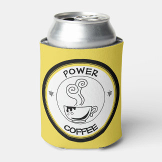 Coffee Power Can Cooler