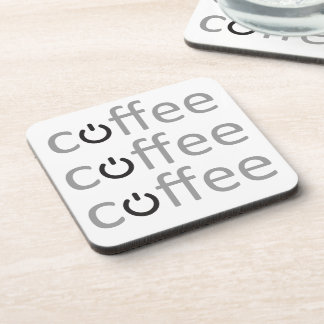 Coffee Power Coaster