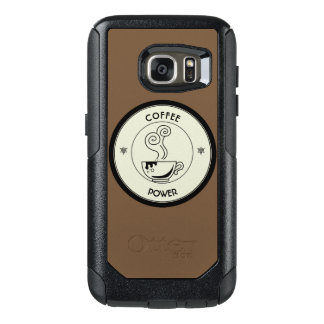 Coffee Power OtterBox Samsung Galaxy S7 Case
