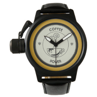 Coffee Power Watch