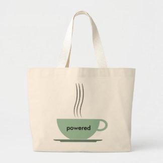Coffee Powered Tote