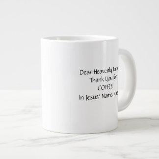 Coffee Prayer Mug