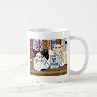 Coffee Right Meow!! Coffee Mug