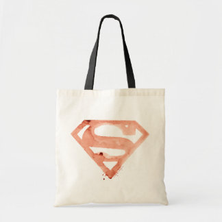 Coffee S Symbol - Red Budget Tote Bag