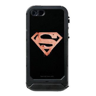 Coffee S Symbol - Red Incipio ATLAS ID™ iPhone 5 Case
