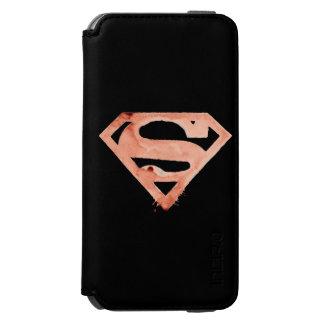 Coffee S Symbol - Red Incipio Watson™ iPhone 6 Wallet Case