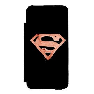 Coffee S Symbol - Red Incipio Watson™ iPhone 5 Wallet Case