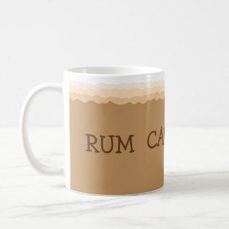 Coffee Secret Rum Camouflage Coffee Mug