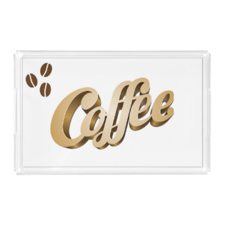 Coffee Serving Tray